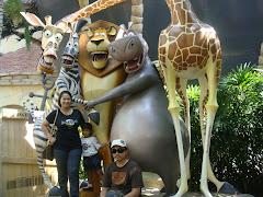 Dokumentari Kota Singa
