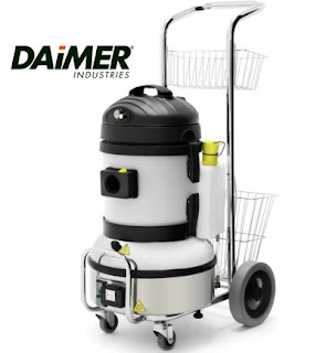 Tiles and Grout Cleaning Machine