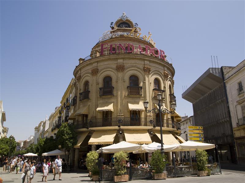 Jerez de la frontera una ciudad monumental parte i for Oficina turismo jerez