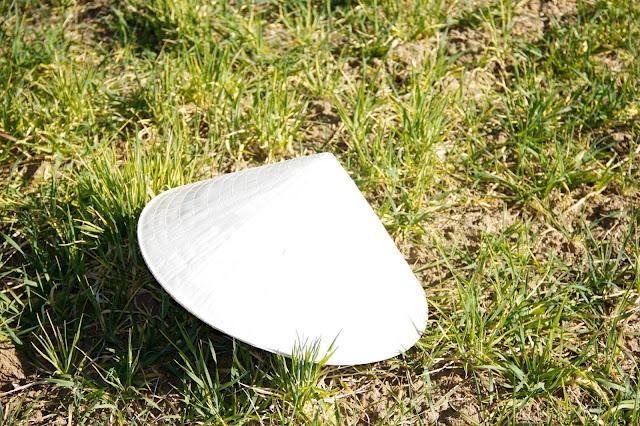 Sombrero conico de Vietnam