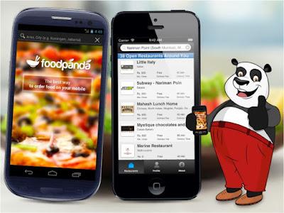 Shopback Malaysia, FoodPanda, beli makanan online