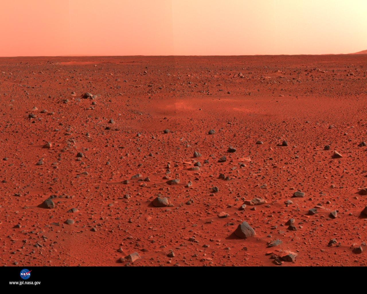 Lo que ustedes nunca supieron del Marte