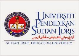 Jawatan Kerja kosong Universiti Pendidikan Sultan Idris (UPSI) logo www.ohjob.info perak ogos 2014