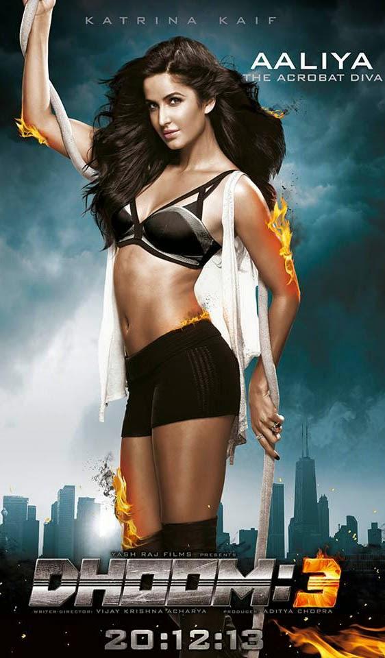 Dhoom 3: Back in Action (V.O.S) (2013)
