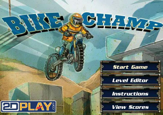 free bike games to play online now