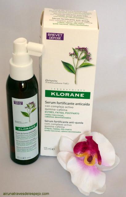 serum anticaida klorane quinina