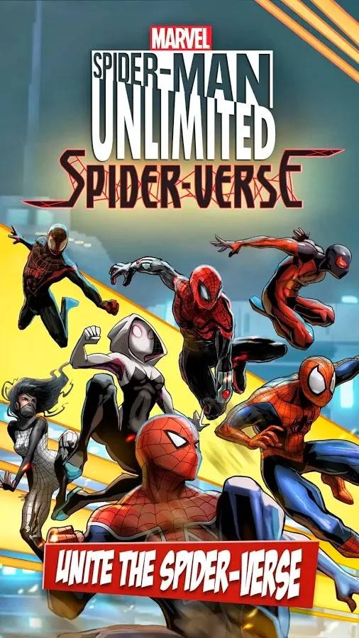 Spider-Man Unlimited v1.2.0h Mega Mod