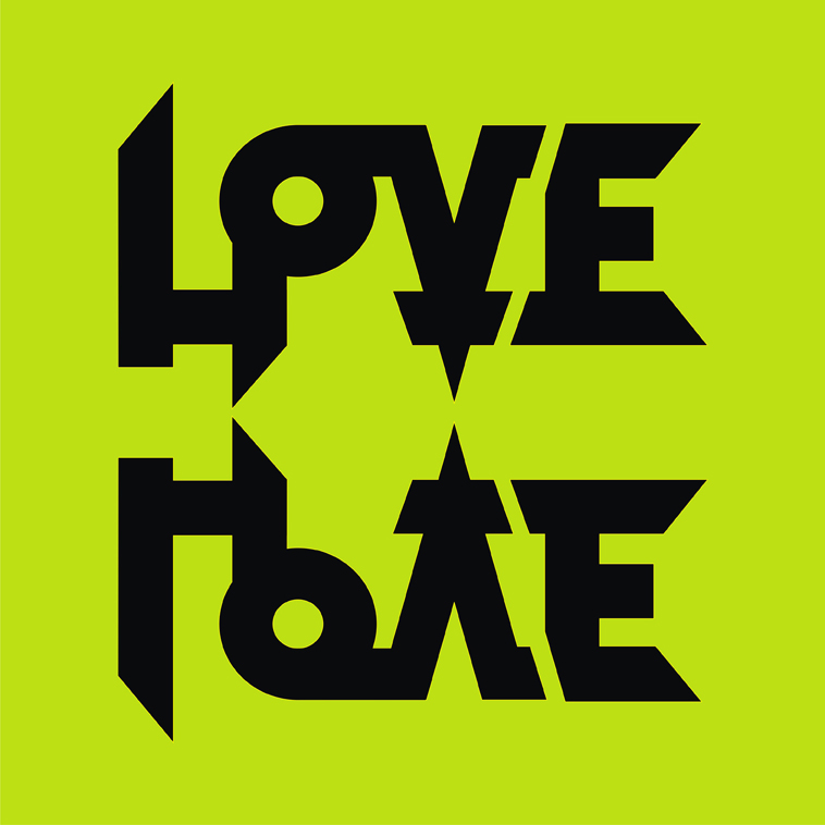 love vs hate Loving more often is easier said than done, i'll give you that the reason hatred is so easily done is because loving people is just as easy.