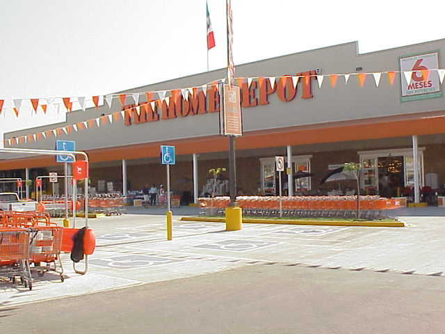Home Depot and Sam's Club for Manzanillo
