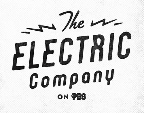 Logótipos Vintage - The Electric Company - Simon Walker