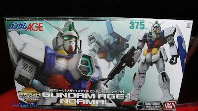 Mega Size Gundam AGE