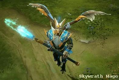 Skywrath Mage: dota2