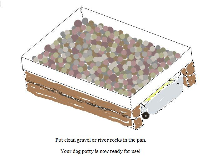 How To Make A Grass Patch For Dogs