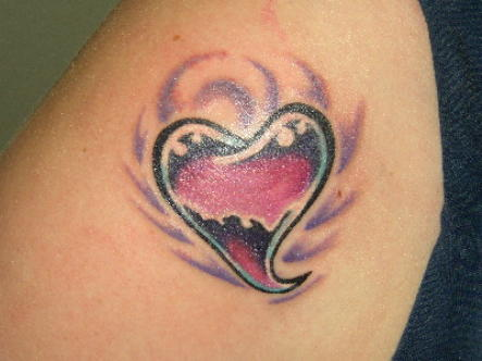 Tattoos change heart tattoos ideas for Tattoos in the heart