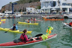 Kayak de Mar CN Oropesa