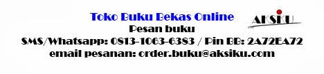 Aksiku - Toko Buku Bekas Online