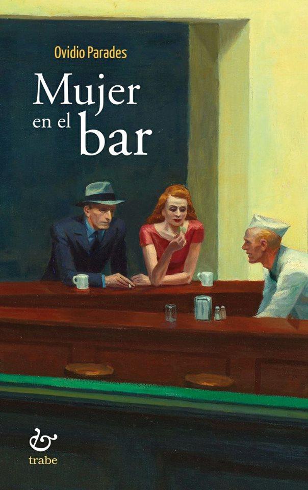 Mujer en el bar