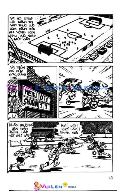 Jindodinho - Đường Dẫn Đến Khung Thành III  Tập 4 page 43 Congtruyen24h