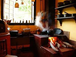 A Cozinha da Bruxa de Márcia Frazão