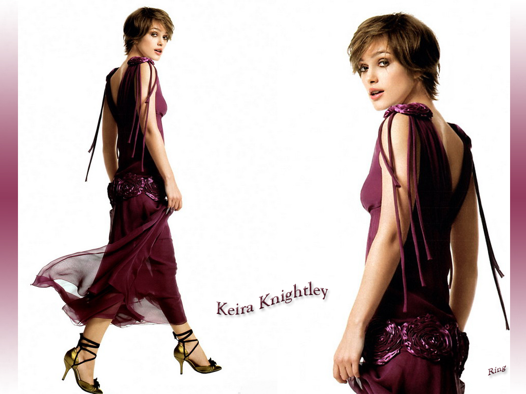 Keira Knightley Fashion Hairstyles