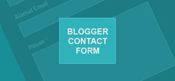 Memasang Widget Contact Form Blogger