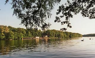 Lac Berlin Schlachtensee