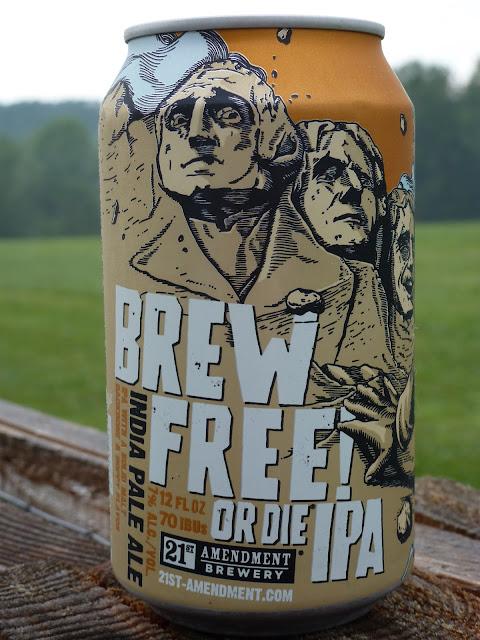 Brew Free of Die IPA