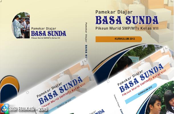 Buku Siswa Bahasa Sunda SMP/MTs Kelas 7 8 9 Download PDF