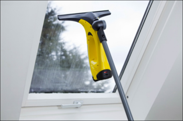 Robinson solutions professional window cleaning k rcher for Window karcher