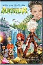 Watch Arthur and the Invisibles 2006 Megavideo Movie Online