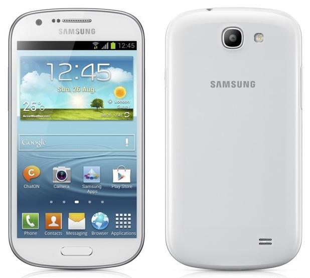 Samsung Galaxy Express . Dari segi desain, Samsung Galaxy Express