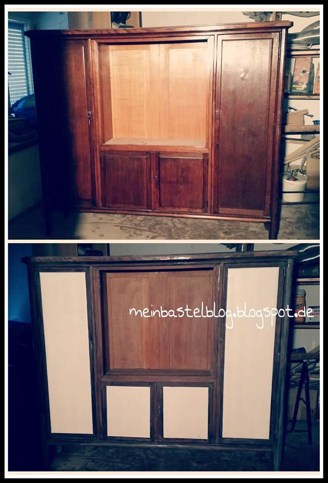 mein bastelblog alter schrank so gut wie neu. Black Bedroom Furniture Sets. Home Design Ideas