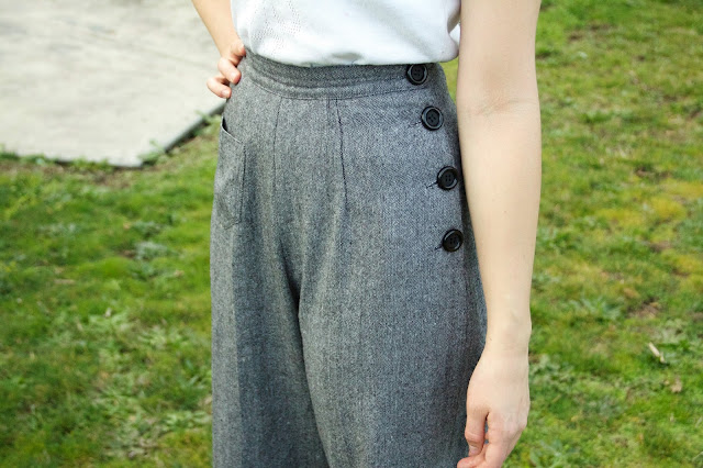 Vivien of Holloway 1940's Swing Pants