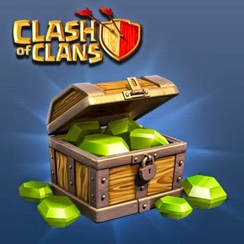 Item Gems di Clash of Clans