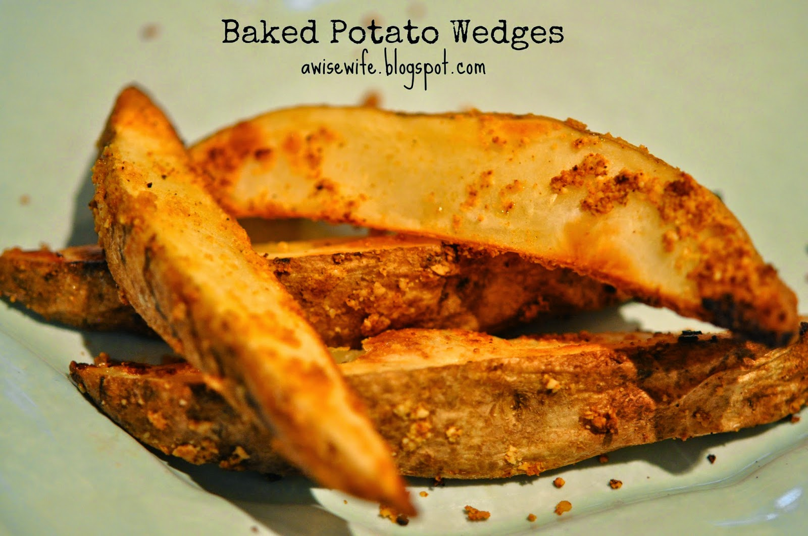 ... potato wedges printable recipe here here baked potato wedges naturally