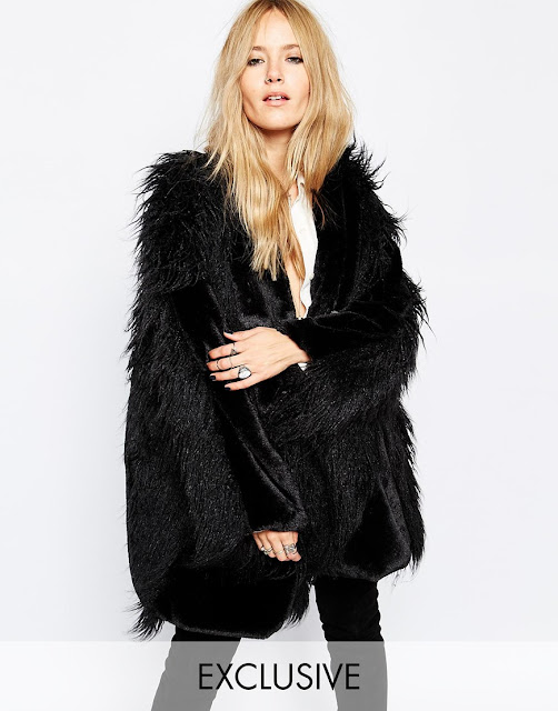 story of lola black fur coat