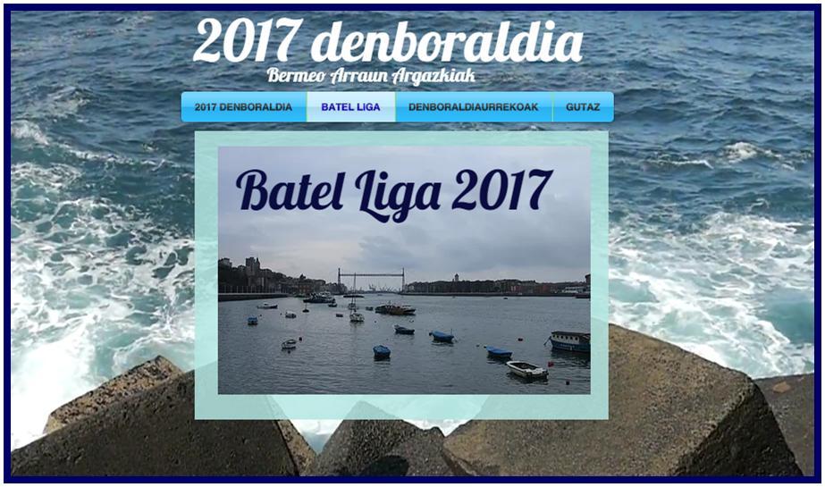2017 DENBORALDIA