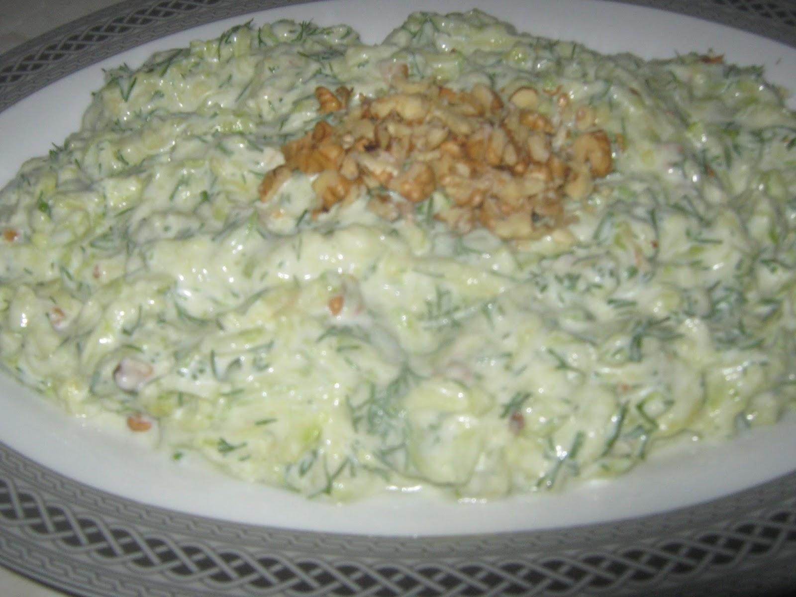 kabak salata