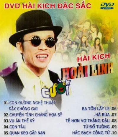 Hài Tết - Bộ DVD Hoài Linh đặc biệt