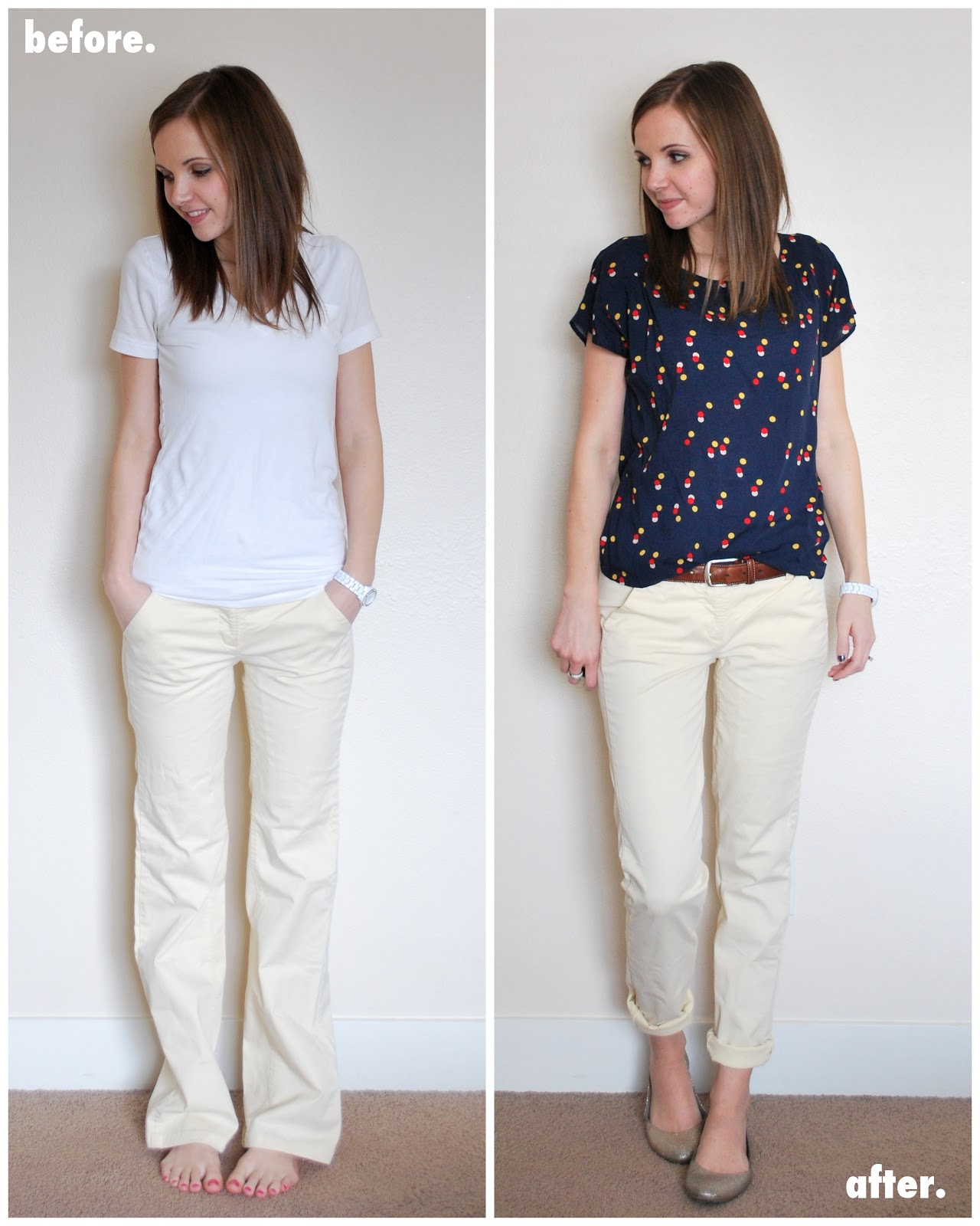 Merrick's Art // Style   Sewing for the Everyday Girl : Wide Leg ...