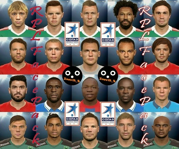 Update PES 2015 RPL FacePack