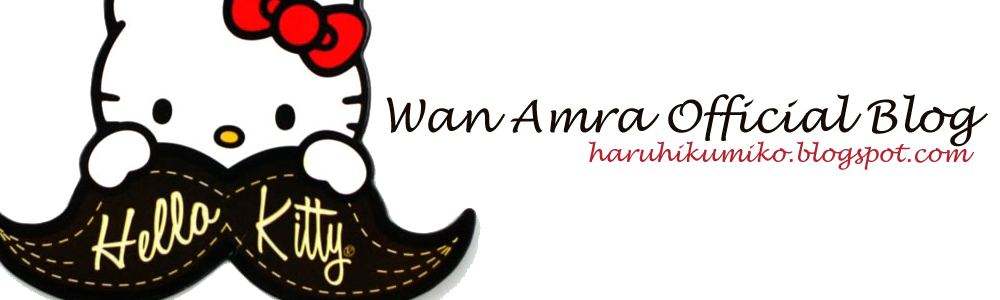 wan amra official blog