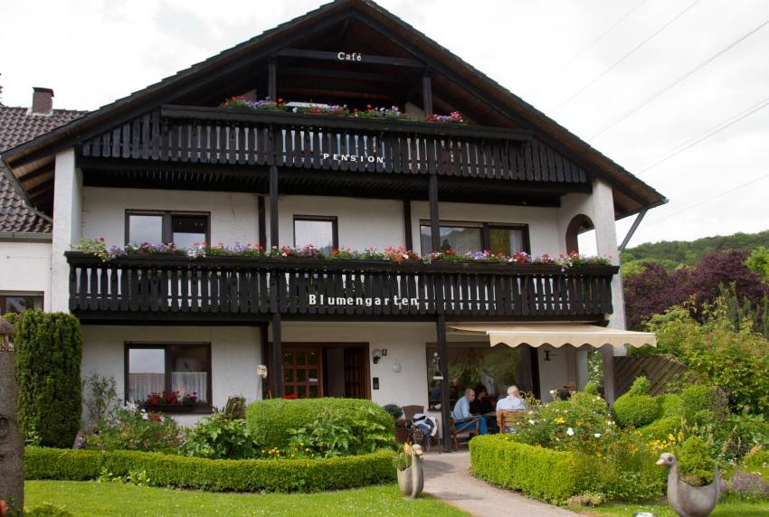 Landhaus Blumengarten, Raps, Sommer, Hotel, urlaub