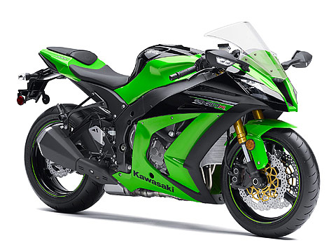 2013 Kawasaki ZX-10R Motorcycle Photos, 480x360 pixels