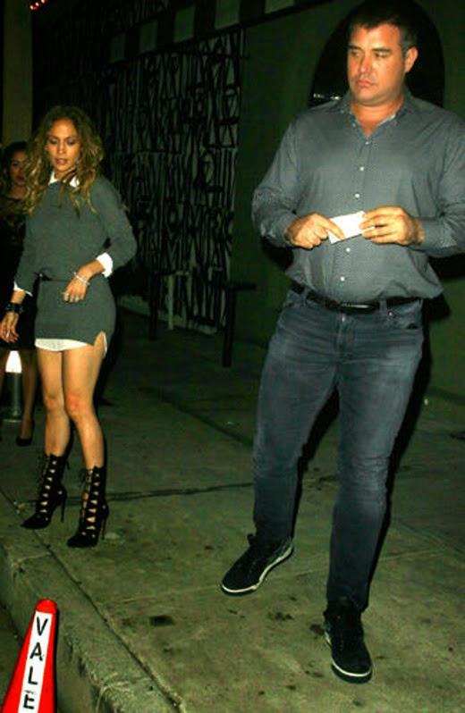Jennifer Lopez new style Without Pants