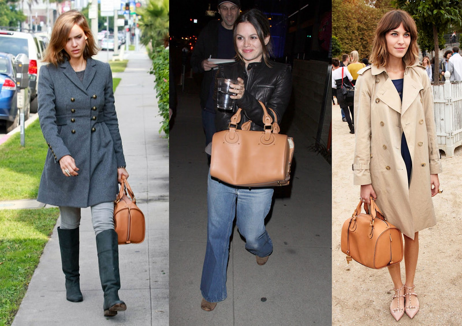Vogue and Cigarettes: The \u0026quot;it\u0026quot; bag of the moment - Chlo¨¦\u0026#39;s Aurore