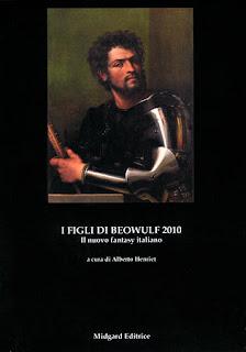 I Figli di Beowulf 2010, copertina