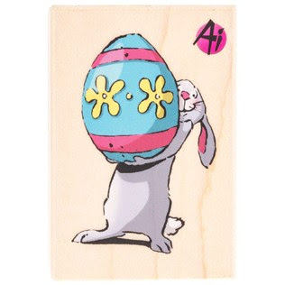 http://shop.hobbylobby.com/products/bunny-and-egg-rubber-stamp-1111061/