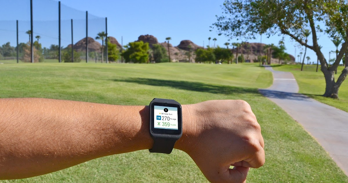 GPS on Android Wear Devices