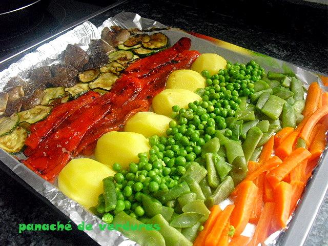 Las recetas de mi abuela panach de verduras - Como cocinar las setas ...
